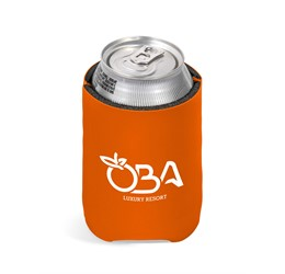Chilla Can Cooler  Orange Only