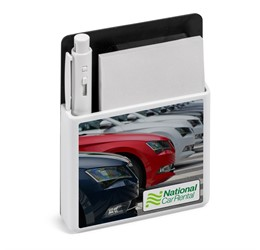 Junction Car Notepad  Solid White Only