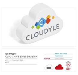 Cloud Nine Stress Buster