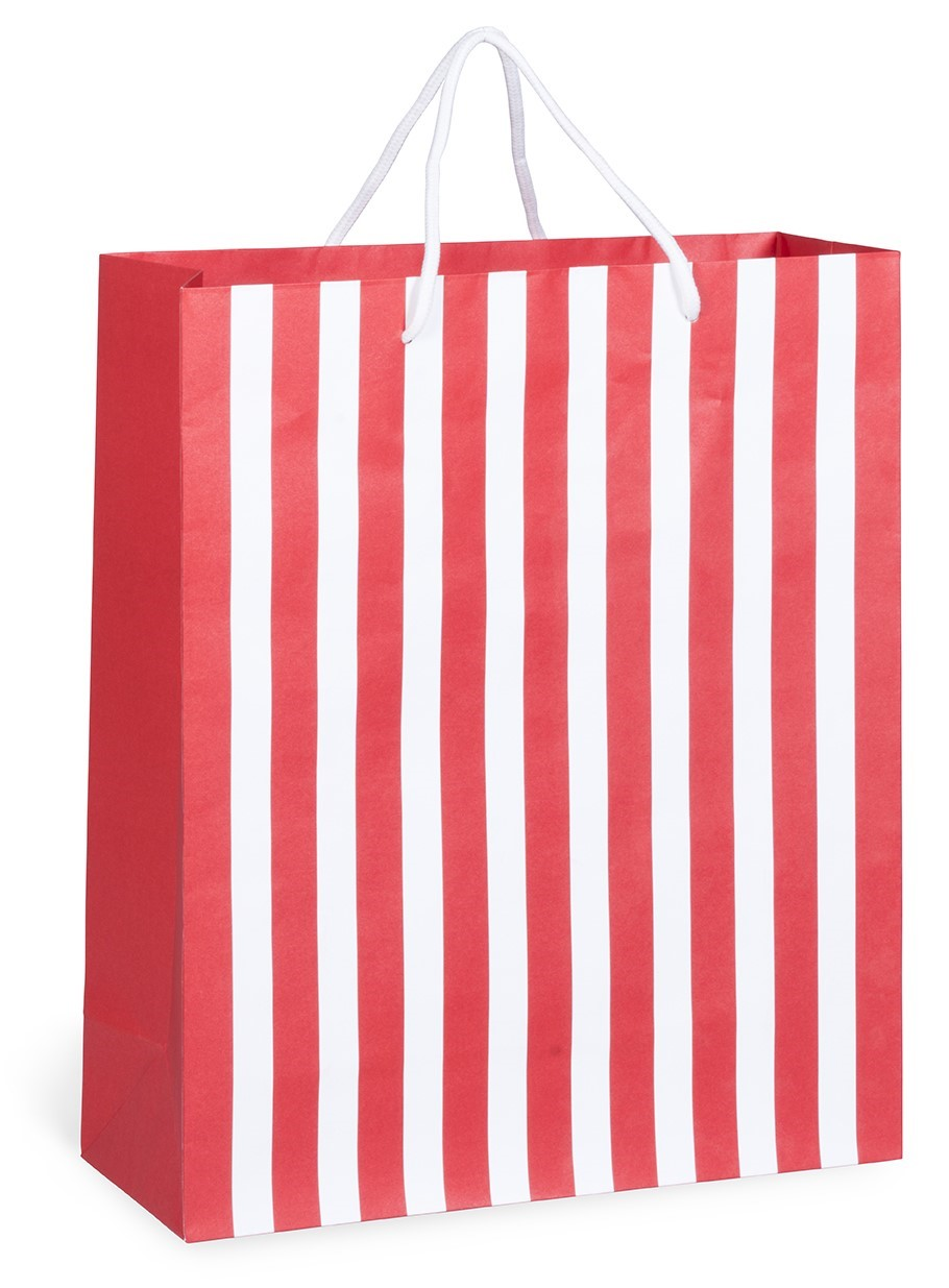 Product: Candy Cane Maxi Gift Bag