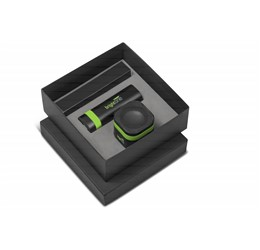 Bandit Power Bank and Bluetooth Speaker Gift Set  Lime