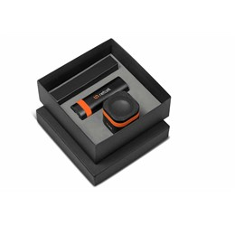 Bandit Power Bank and Bluetooth Speaker Gift Set  Orange