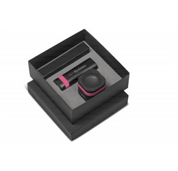 Bandit Power Bank and Bluetooth Speaker Gift Set  Pink
