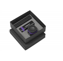Bandit Power Bank and Bluetooth Speaker Gift Set  Purple