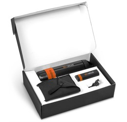 Bandit Two Gift Set  Orange