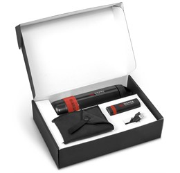 Bandit Two Gift Set  Red