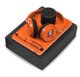 Omega Five Gift Set  Orange