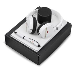 Omega Five Gift Set  Solid White Only