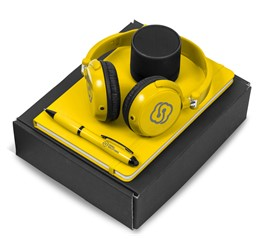 Omega Five Gift Set  Yellow Only