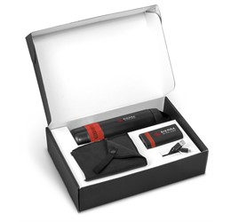 Bandit Three Gift Set  Red