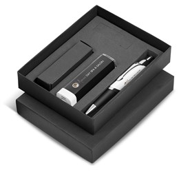 Omega Nine Gift Set  2200mAh  Black Only