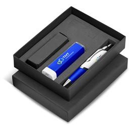 Omega Nine Gift Set 2200mAh  Blue Only