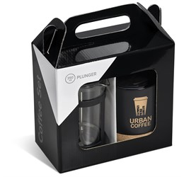 Cafe Kaiden Coffee Set  Black Only