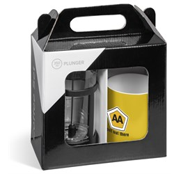 Cafe Omega Coffee Set  Yellow Only
