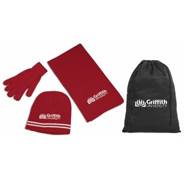 Team Spirit Winter Warmer Set