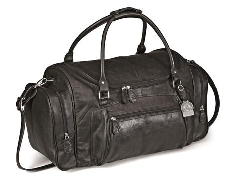 Gary Player Elegant Leather Weekend Bag Johannesburg