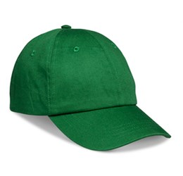 Accelerate 6 Panel Cap  Green Only