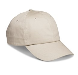 Accelerate 6 Panel Cap  Khaki Only