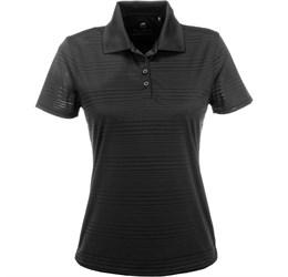 Golfers - Ladies Westlake Golf Shirt  Black Only