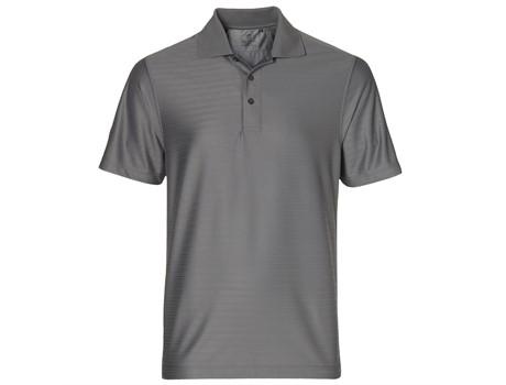 Gary Player Mens Oakland Hills Golf Shirt in Grey Code GP-4150