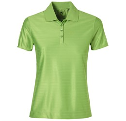 Golfers - Ladies Oakland Hills Golf Shirt Lime Only