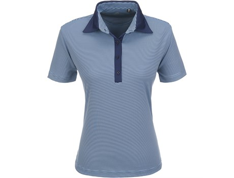 Gary Player Ladies Pensacola Golf Shirt in Navy Code GP-5251