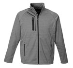 Mens Laurel Oak Softshell Jacket Grey