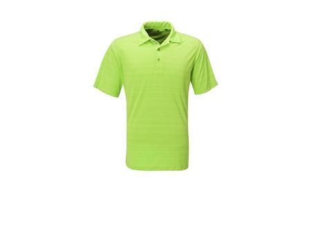 Gary Player Mens Astoria Golf Shirt in Lime Code GP-7454