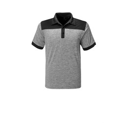 Golfers - Mens Baytree Golf Shirt  Black Only