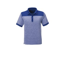 Golfers - Mens Baytree Golf Shirt  Blue Only