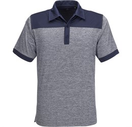 Golfers - Mens Baytree Golf Shirt  Navy Only