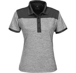 Golfers - Ladies Baytree Golf Shirt  Black Only