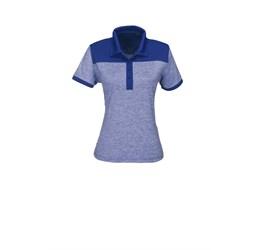 Golfers - Ladies Baytree Golf Shirt  Blue Only