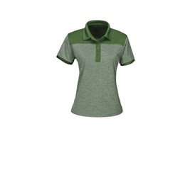 Golfers - Ladies Baytree Golf Shirt  Green Only