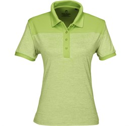 Ladies Baytree Golf Shirt  Lime Only