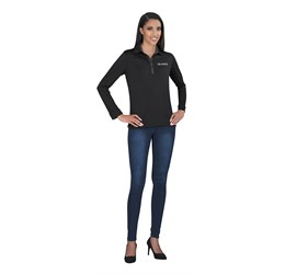 Ladies Long Sleeve Pensacola Golf Shirt