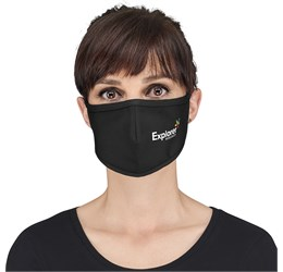 Alto Adults DoubleLayer TieBack Face Mask