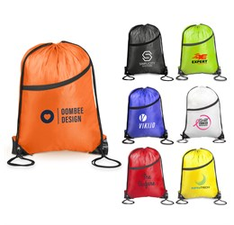 Doubleup Drawstring Bag