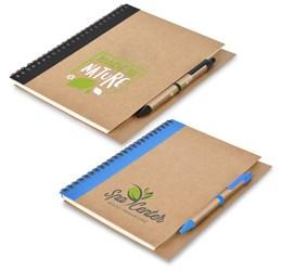 Kalahari A5 Ecological Hard Cover Notebook