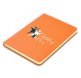 Bravado Midi Notebook  Orange Only