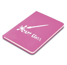 Bravado Midi Notebook  Pink Only