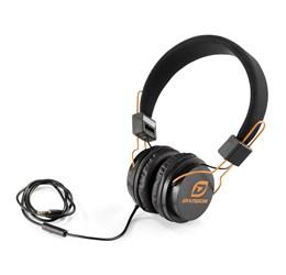 Aztec Wired Headphones  Orange Only