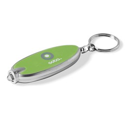 Lucent Torch Keyholder  Lime Only