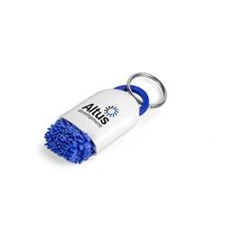 Digibuff Mobile Mate Keyholder  Blue