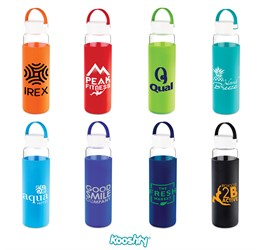 Kooshty Klean Glass Drinking Bottle
