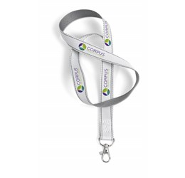 Reflections Lanyard  White Only