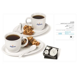 Americano Coffee Set