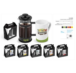 Café Noir Coffee Set  350ml
