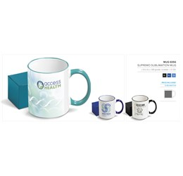 Chameleon Sublimation Mug - 325ml | MUG-6357