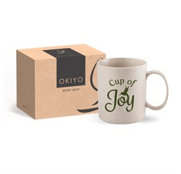 Okiyo Deshi Wheat Straw Mug 300ml